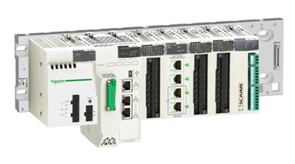 Introducing Modicon M580 - The World's First ePAC With A Built-In Native Ethernet Backbone