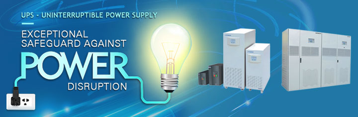 Uninterruptable Power Supply (UPS) and your business
