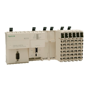 Logic controller - Modicon M258